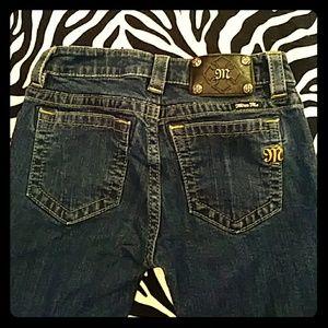 123647b373f Women s Plus Size Miss Me Jeans on Poshmark